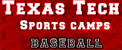 Lubbock Texas Tech summer baseball day sports camps